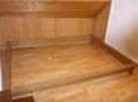 futon bett massiv holz neu original verpackt 140 x 200 - Futon Rost