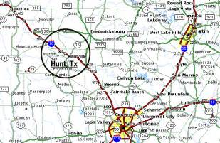 map of hunt county hunt map