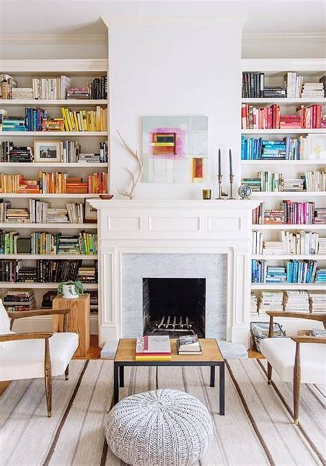 Where To Buy Bookshelves Near Me 25 Best Ideas About Bookshelves Around Fireplace On