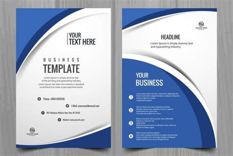 business catalog template  sample