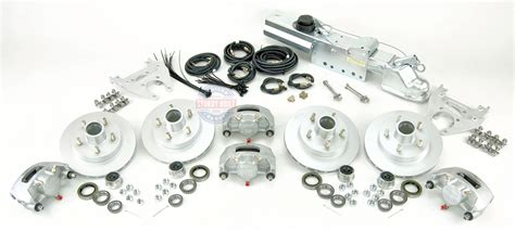 boat trailer axles with electric brakes boat trailer disc brake kit tandem axle complete with