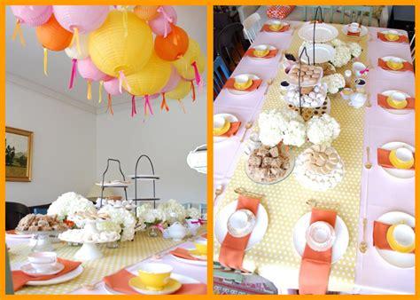 Tea Baby Shower Decoration Ideas by Tea Baby Shower Decorations Best Baby Decoration