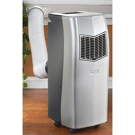 room portable air conditioner amcor 174 9 000 btu portable room air conditioner with remote 184372 air conditioners fans