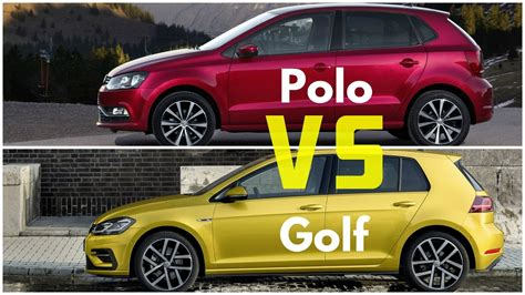 Volkswagen Polo Vs Golf 2017 volkswagen golf vs volkswagen polo