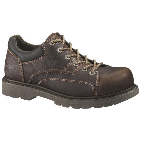 work shoes s cat 174 blackbriar steel toe work shoes 195616