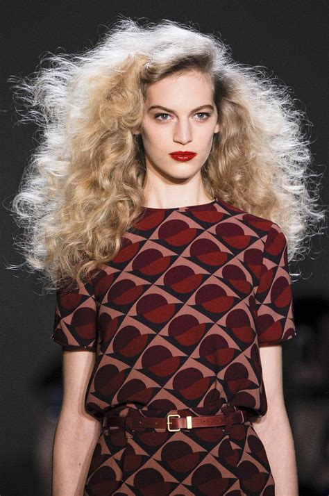 marc jacobs runway models shag hairstyles marc by marc jacobs fall 2013 the 50 best runway