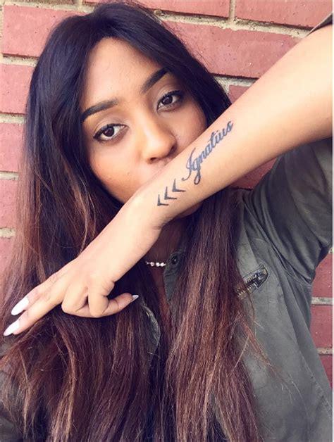 sa female celebs and their tattoos okmzansi