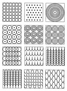 graphisme decoratif geometrique arts plastiquesespe