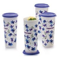 Disc 40 Tumbler 470 Ml Tupperware Termurah 4 Pcs garden tumblers 4 470ml tupperware plus