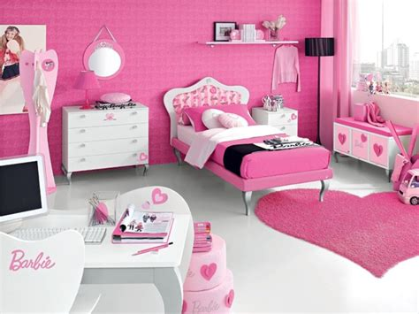 cute girly bedrooms cute barbie girly bedroom ideas