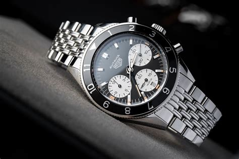 Watch of the Week: TAG Heuer Autavia