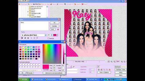 como fazer layout de banner tutorial como fazer um banner no photoscape youtube