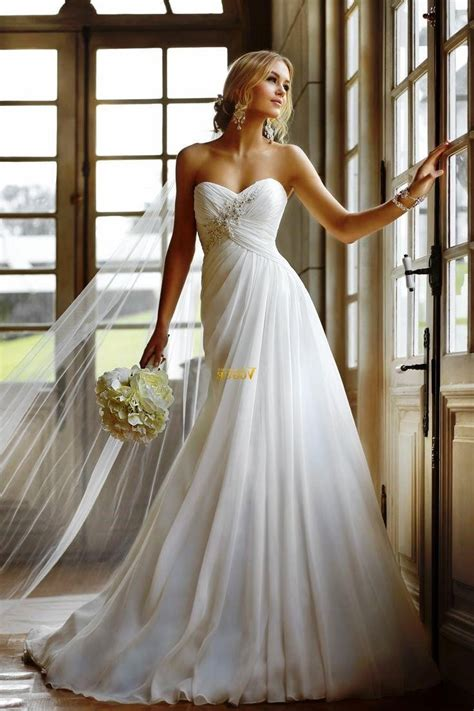 brautkleider schulterfrei beautiful strapless wedding dresses dresscab