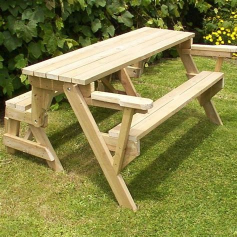 14 best images about folding picnic tables on donald o connor kid and 2x4 lumber
