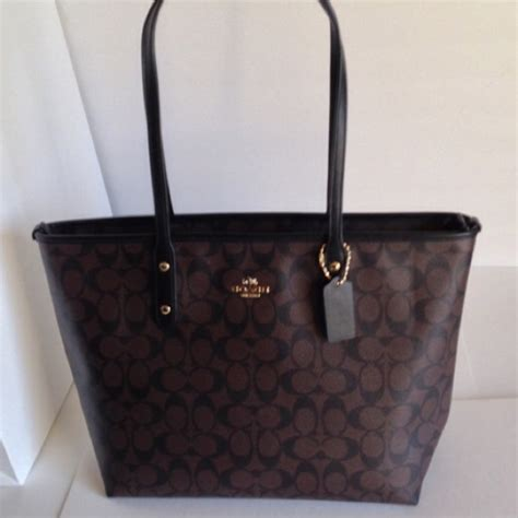 Handmade Totes For Sale - 43 coach handbags sale nwt coach signature city