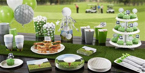 Golf Themed Decorations by Golf Supplies Decorations Invitations