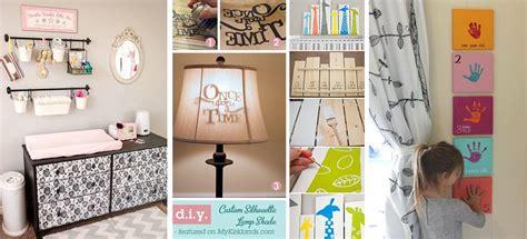 como decorar cuarto de bebe 10 manualidades econ 243 micas para decorar el cuarto de tu
