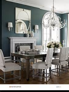 teal dining room dining room with deep teal blue walls for the home