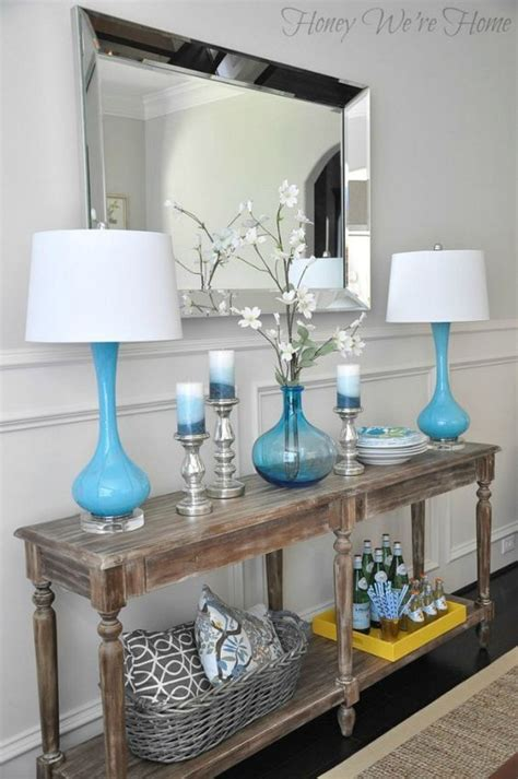 Foyer Tables Tables And Buffet Tables On Pinterest World Market Buffet Table