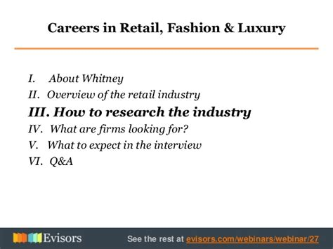 Lvmh Mba Salary by Careers In Retail Luxury