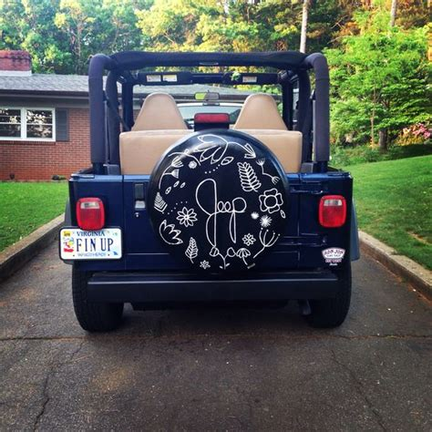 Girly Jeep Tire Covers The World S Catalog Of Ideas