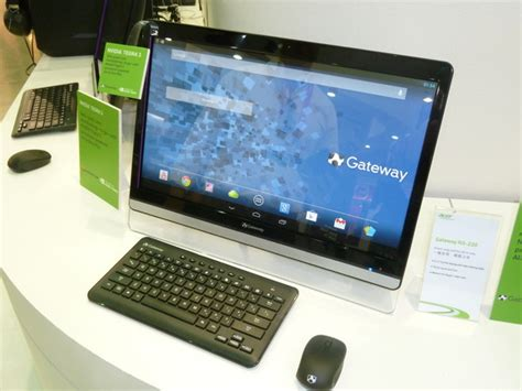 Hp Acer Anroid acer shows 21 inch android desktop pcworld