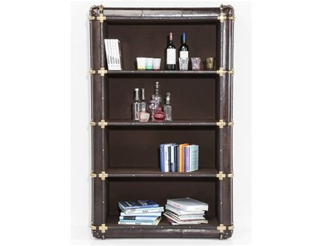 classic style open bookcase by kare design