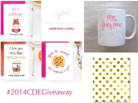 Creative Event Giveaways - blog simply jessica marie