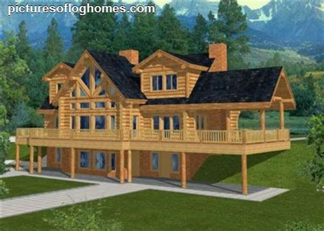 Log Cabin Home by 404 Not Found