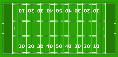 How To Make A Football Field Out Of Paper - american football 101 international student news