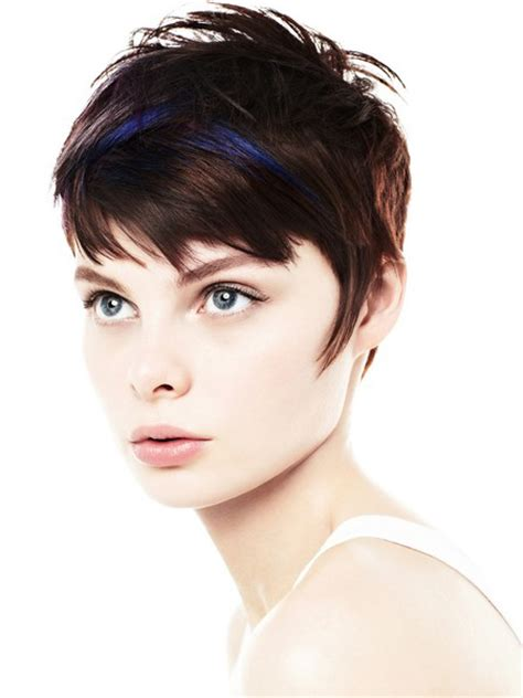 pixies with choppy bangs pictures best hairstyles for fine thin hair with bangs