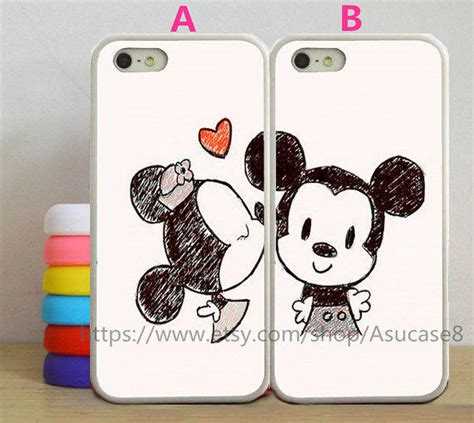 Iphone 5 Mickey Doughnut by Disney Mickey Mouse And Minnie Mouse From Asucase8 On