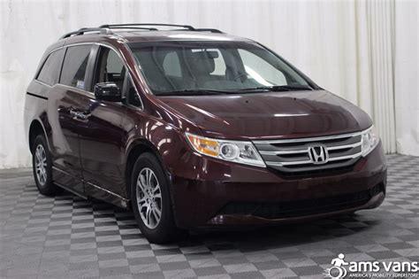 2013 Honda Odyssey For Sale by 2013 Honda Odyssey Wheelchair For Sale 41 495