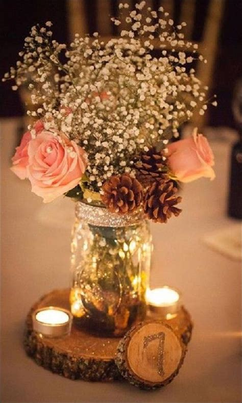 rustic wood centerpieces wedding centerpieces 15 of the most exquisite