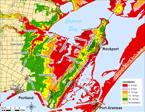 texas flood zone map corpus christi kiii tv texas weather hurricane center kiiitv
