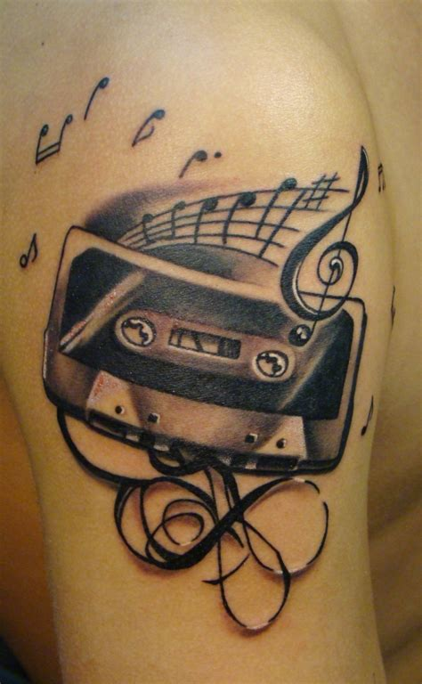 cassette tattoo designs 55 for designs entertainmentmesh