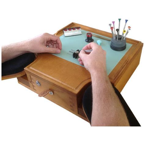 watchmakers bench for sale horotec watchmakers mini bench table top design
