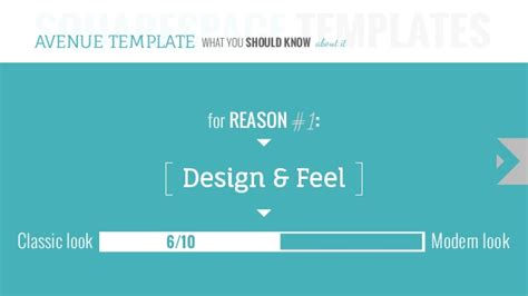 Avenue Squarespace Website Template Squarespace Avenue Template