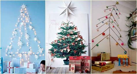 193 rboles de navidad originales ideas para hacer en casa