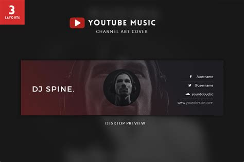 youtube channel art template anuvrat info