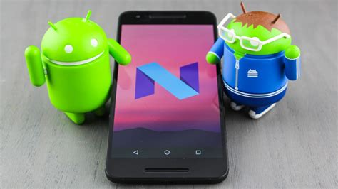 vii android android 7 nougat release date when you ll get the update and new features techradar