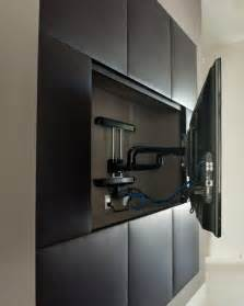 tv wall mount swing arm home ideas pinterest wall mount cable and hidden storage