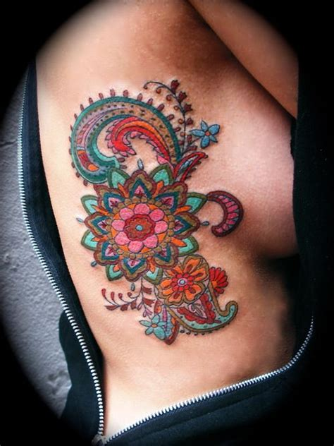 colorful tattoos for females 25 best ideas about colorful tattoos on color
