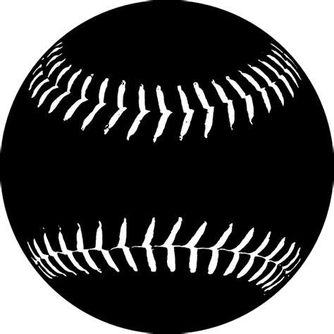 N 8 Black black softball clip at clker vector clip