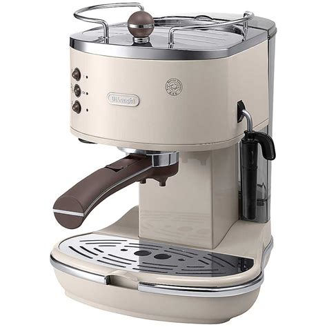 delonghi icona vintage coffee maker appliances electricals grattan