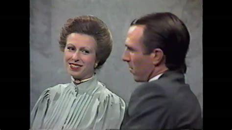 Princess Margerat by Princess Anne Amp Captain Phillips Asked About Divorce