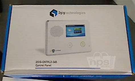 2gig technologies 2gig cntrl2 345 apx vivint wireless home
