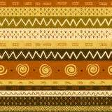 ndebele african border pattern art 2 stock vector ndebele african border pattern art 2 stock vector