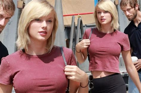 has taylor swift had a secret boob job insiders reveal has taylor swift had a boob job fans speculate as the