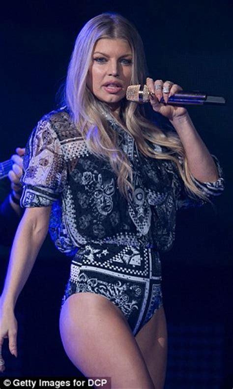 Fergie Looks Like Real Live fergie looks in five on clark s
